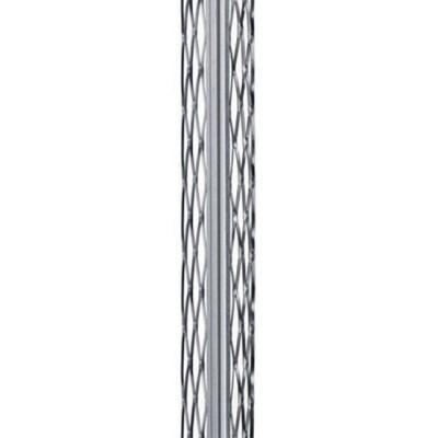 1007 Ъглова шина за мазилка